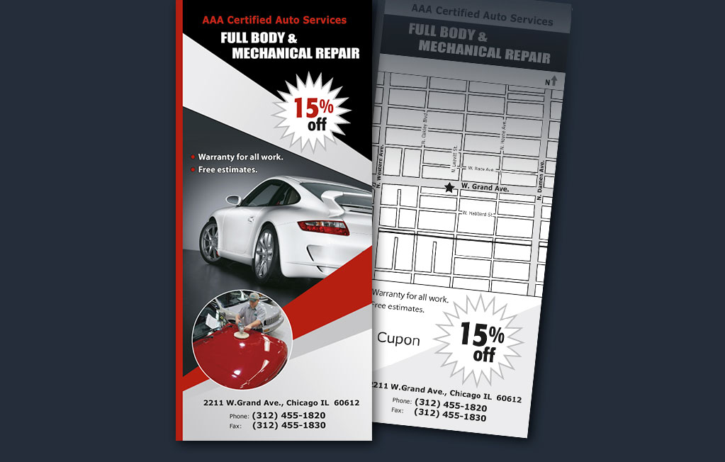 Brochure-Design Web Design, Graphic Art