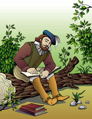Book-Illustration-Pocahontas-Story