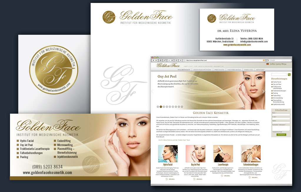 Branding, Identity, Logo, Stationary, Collateral Marketing Materials