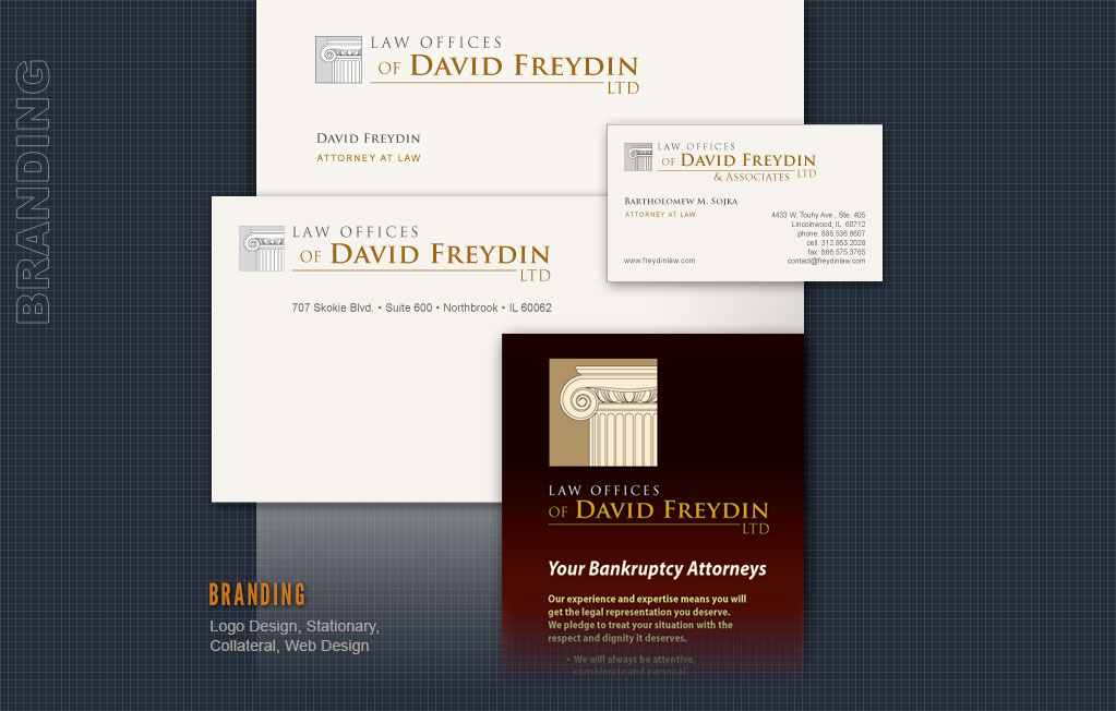 Branding, Identity Design, Logo, Stationary, Collateral Marketing Materials