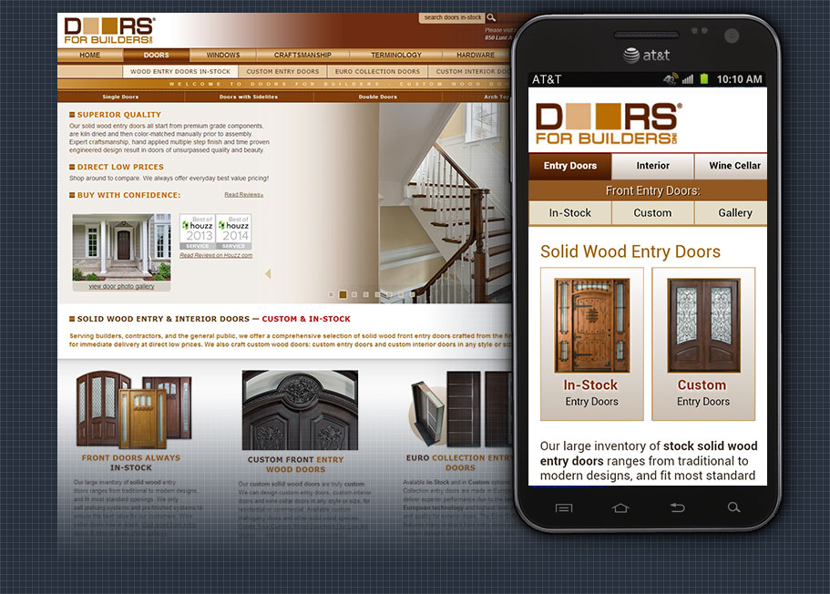 Mobile Web Design, Responsive Web Design to All Mobile Devices Web Design, Graphic Art