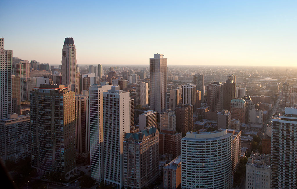 Chicago-Aerial-Photography Web Design, Graphic Art