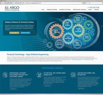 ArgoCons.com Website