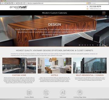 ErnestRustUSA.com Website