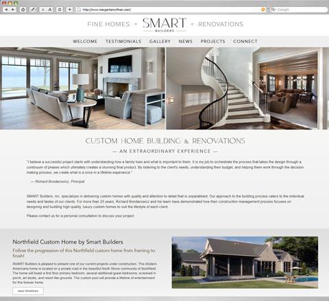 www.SMARTgroupbuilders.com Website