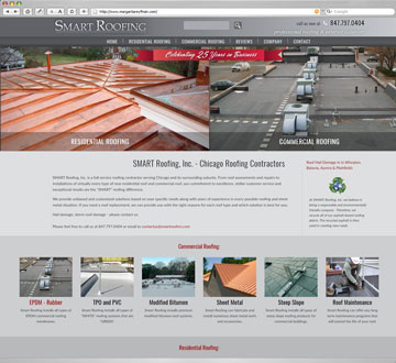 SMART Roofing Inc.