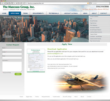 The Mancuso Group, Inc. - Aircraft Loans