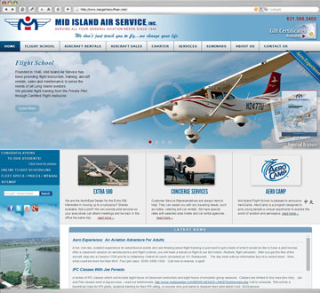 Mid Island Air Service, Inc.