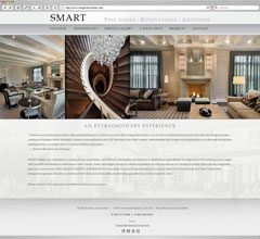 www.SMARTgroupbuilders.com Website